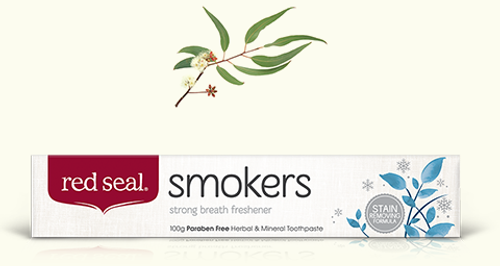 Toothpaste Smokers 100g - Red Seal