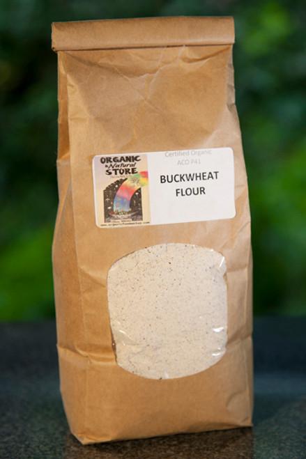 Buckwheat Flour Organic 500g - ONS