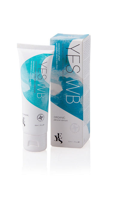 Natural Lubricant Water Based 50ml - YES