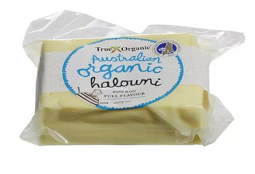 Haloumi Organic 200g - True Organic