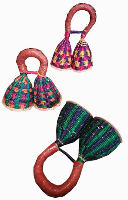 Shaker - Bolga Basket African Shaker Double