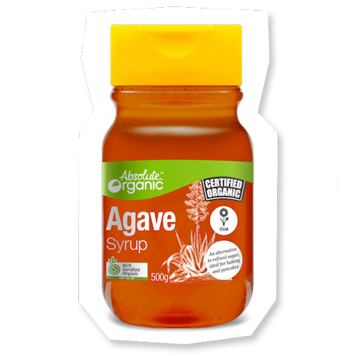 Agave Syrup Organic 500g - Absolute Organic