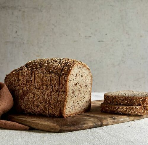 Paleo Seeded Bread Gluten Free Organic - Almond Rd