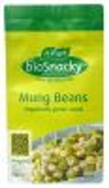 Mung Bean Seeds Sprouting Organic 100g - A. Vogel BioSnacky