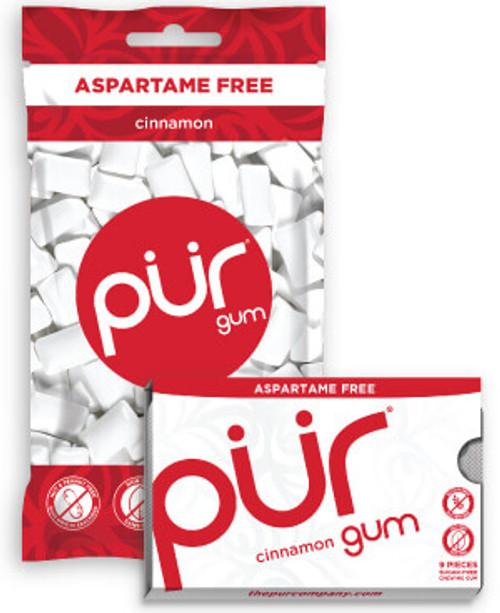 Chewing Gum Cinnamon 12.6g - PUR