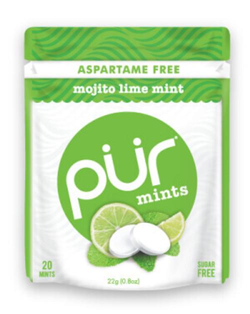 Mints Mojito Lime Mint - PUR 22g Bag