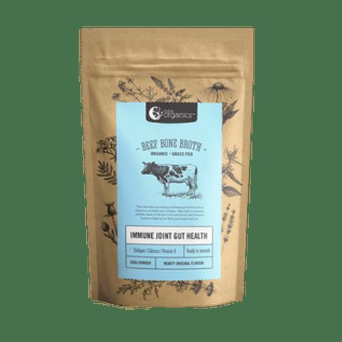 Beef Bone Broth Original Organic 100g - Nutra Organics