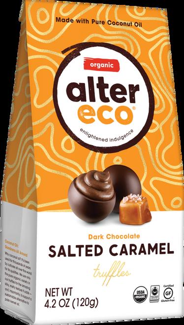 Truffles Dark Salted Caramel Organic 108g - Alter Eco
