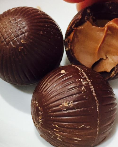 Truffles Dark Milk Silk Velvet Organic 108g - Alter Eco