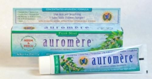 Toothpaste Ayurvedic Fresh Mint 117g - Auromere