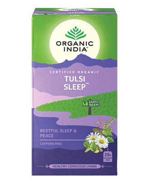 Tulsi Sleep Organic 25 Bags - Organic India
