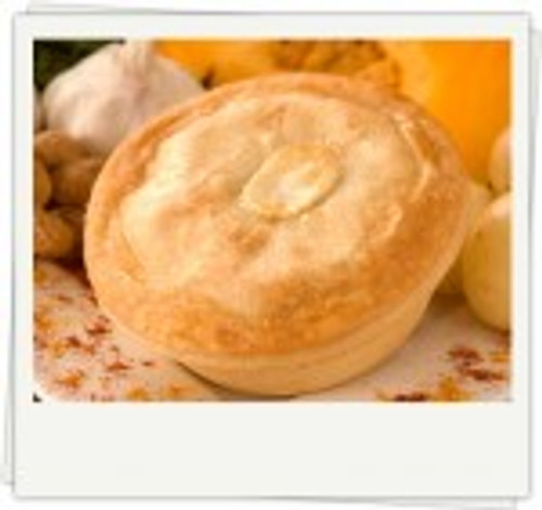 Gado Gado Pie Organic Frozen - Byron Gourmet