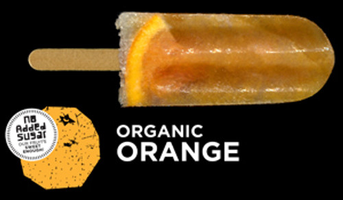 Ice Block Organic Orange - Flyin Fox