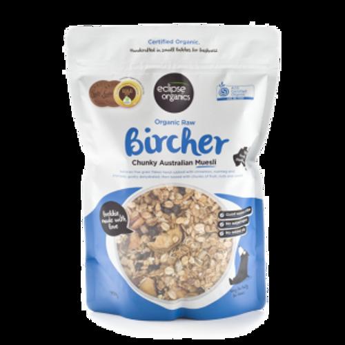 Muesli Bircher Chunky Australian Organic 500g - Eclipse Organics