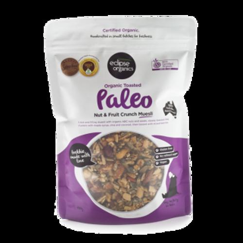 Muesli Paleo Fruit & Nut Organic 450g - Eclipse Organics