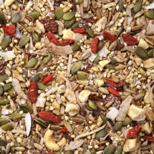 Living Blend Seed Nut Mix  Activated Organic - Bulk per 100g
