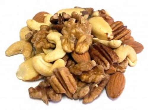 Mixed Nuts Raw  Activated Organic - Bulk per 100g