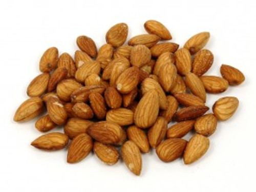 Almonds Roasted Activated Organic Bulk per 100g - ONS