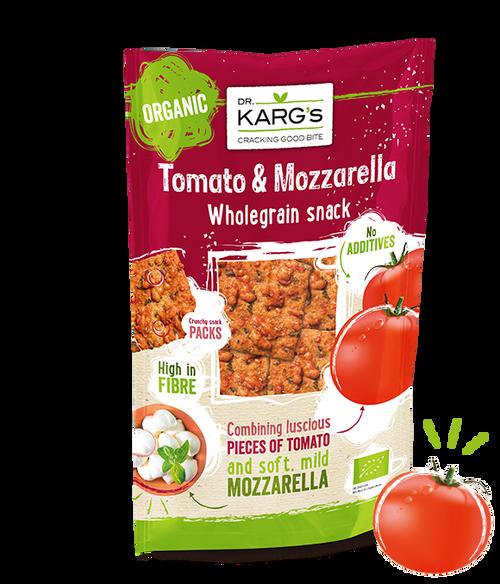 Tomato|Mozzarella Crispbread 110g - Dr Kargs