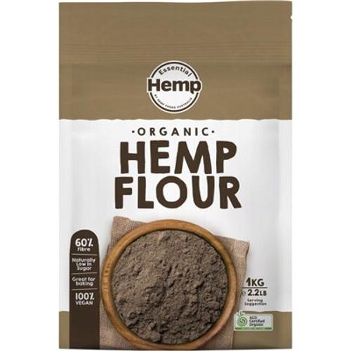 Hemp Flour Organic 1kg - Essential Hemp
