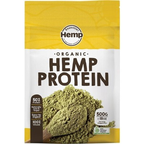 Hemp Protein Organic 500g - Essentail Hemp