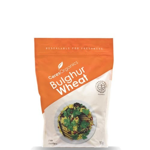 Bulghur Wheat Organic 500g - Ceres Organics