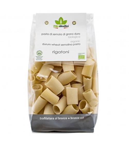 Pasta Rigatoni Organic 500g - Bioitalia
