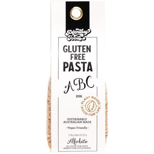 Pasta Gluten Free ABC Alfabeto 200g - Plantasy Foods