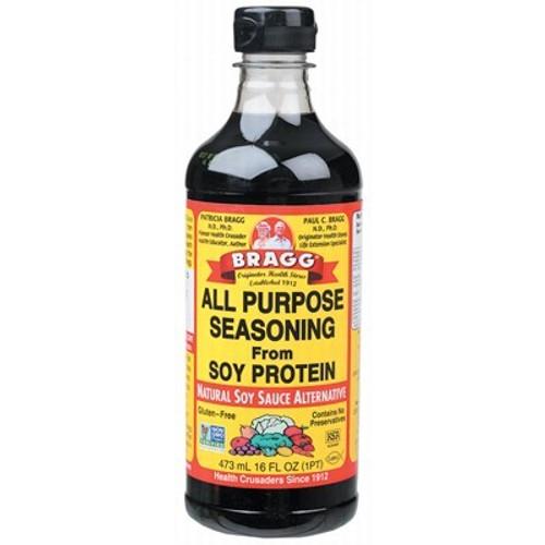 All Purpose Seasoning Liquid Aminos 473ml - Bragg