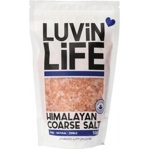 Himalayan Salt Coarse 500g - Luvin' Life