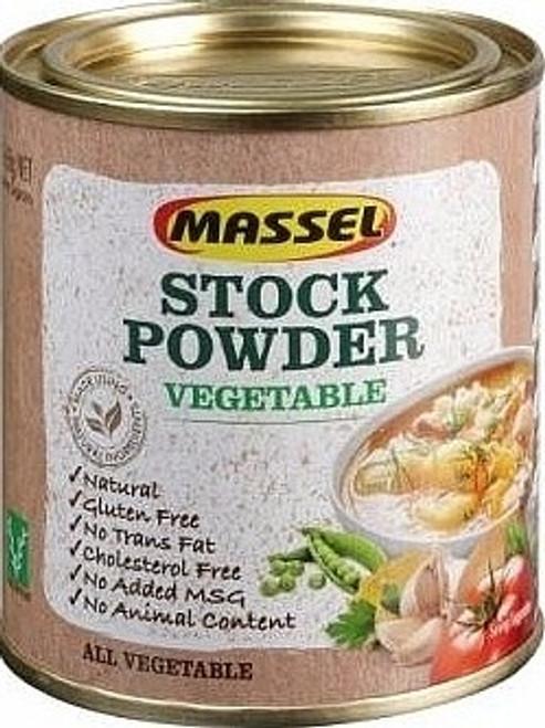 Vegetable Stock Powder 168g - Massel