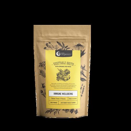 Vegetable Broth - Low Fodmap 100g - Nutra Organics