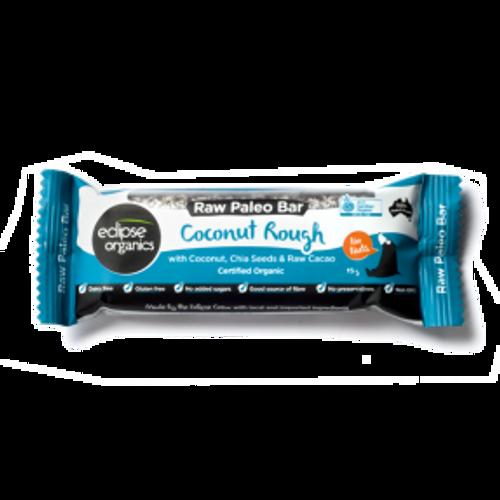 Coconut Rough Raw Paleo Bar - Eclipse Organics