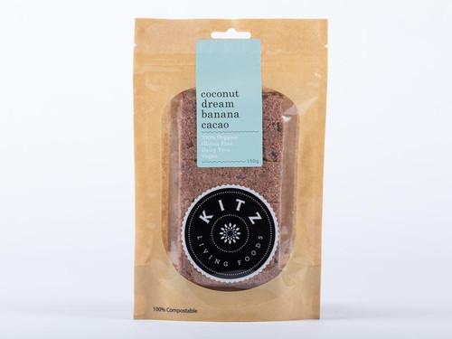 Banana Cacao Coconut Dream 150g - Kitz