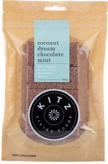 Coconut Dream Choc Mint 150g - Kitz
