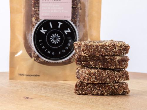 Quinoa Energy Choc Brownie 150g - Kitz