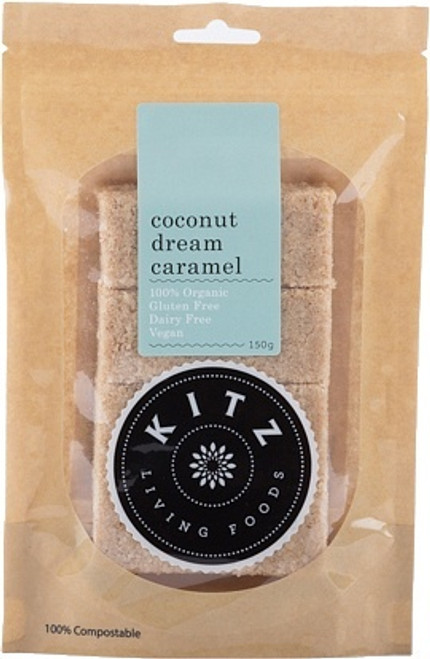 Coconut Dream Caramel 150g - Kitz