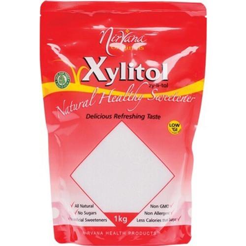Xylitol 1kg - Nirvana Originals
