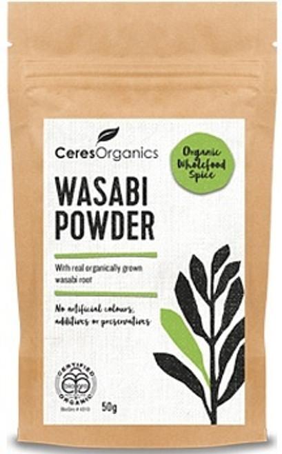 Wasabi Powder 50g - Ceres Organics