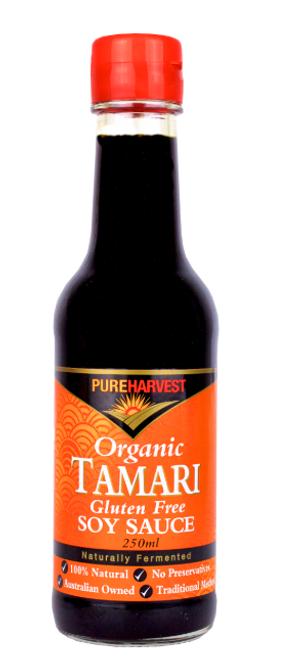 Tamari Organic 500ml - Pure Harvest