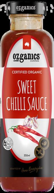 Sweet Chilli Sauce 350ml - Ozganics