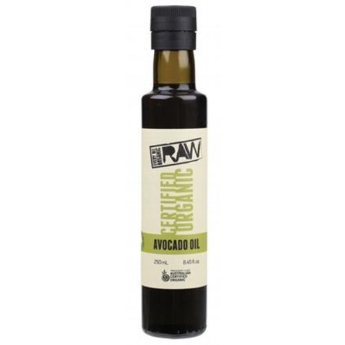 Avocado Oil Organic 250ml - Every Bit Organic