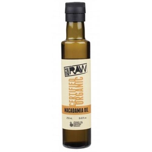 Macadamia Oil Organic 250ml - Every Bit Organic