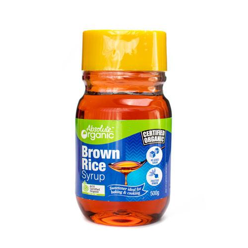 Rice Syrup Organic 500g - Absolute Organics