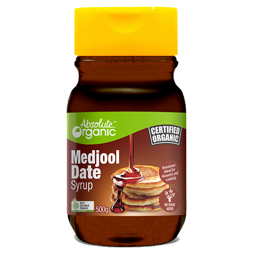Mejdool Date Syrup Organic 500ml - Absolute Organic