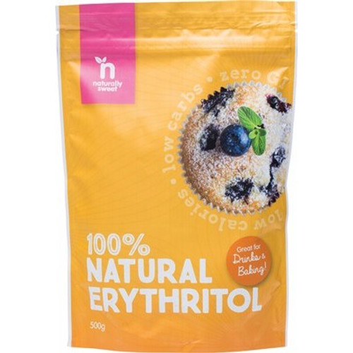 Erythritol 500g - Naturally Sweet