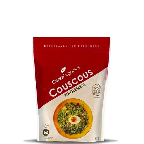 Couscous Organic 500g - Ceres Organics