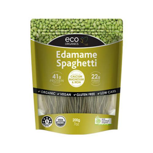 Edamame Spaghetti Organic 200g - Eco Organics
