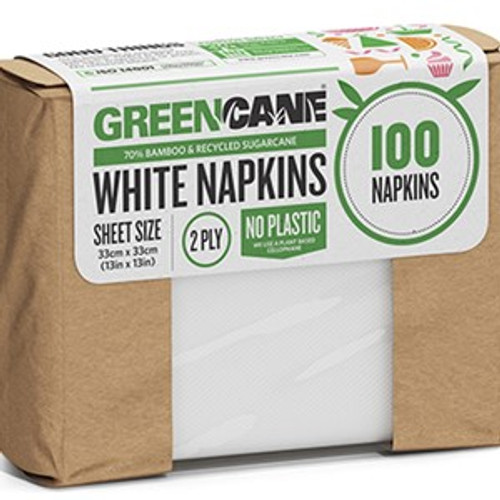 Napkins 100 sheets - Greencane