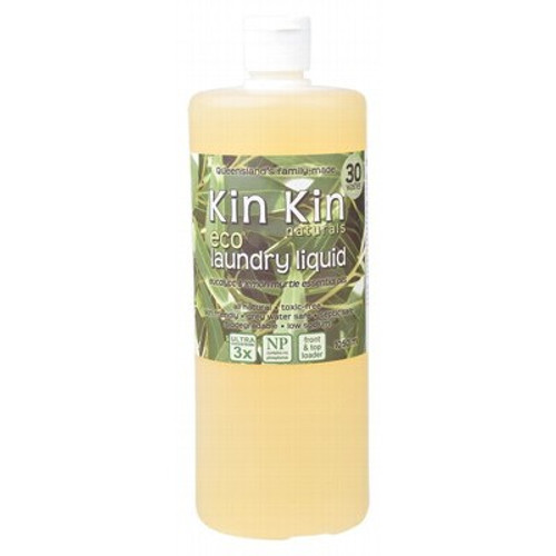 Laundry Liquid Eucalypt & Lemon Myrtle 1.05L- Kin Kin
